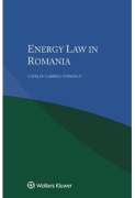 Cover of Energy Law in Romania