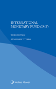 Cover of International Monetary Fund (IMF)
