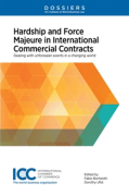 Cover of Hardship and Force Majeure in International Commercial Contracts