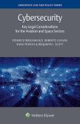 Cover of Cybersecurity: Key Legal Considerations for the Aviation and Space Sectors