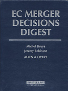 Cover of EC Merger Decisions Digest Looseleaf