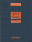 Cover of International Handbook on Commercial Arbitration Looseleaf