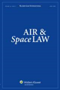 Cover of Air and Space Law: Print Only