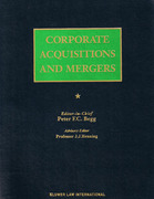Cover of Corporate Acquisitions and Mergers Looseleaf