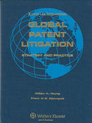 Cover of Global Patent Litigation: Strategy and Practice Looseleaf