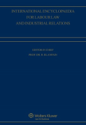 Cover of International Encyclopaedia of Laws: Labour Law and Industrial Relations Looseleaf