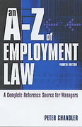 Cover of An A-Z of Employment Law