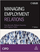 Cover of Managing Employment Relations
