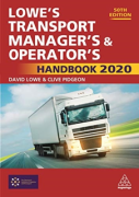 Cover of Lowe's Transport Manager's and Operator's Handbook 2020