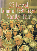 Cover of 25 Legal Luminaries from Vanity Fair