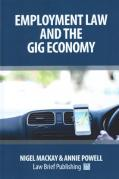 Cover of Employment Law and the Gig Economy