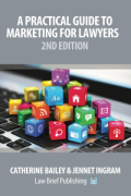 Cover of A Practical Guide to Marketing for Lawyers