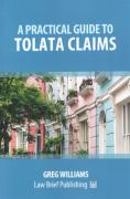 Cover of A Practical Guide to TOLATA Claims