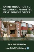 Cover of A Practical Guide to the Law of Permitted Development