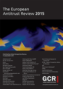 Cover of The European Antitrust Review 2015