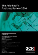 Cover of The Asia-Pacific Antitrust Review 2014