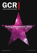 Cover of Rating Enforcement 2014