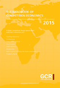 Cover of The Handbook of Competition Economics 2015