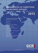 Cover of The Handbook of Competition Enforcement Agencies 2015