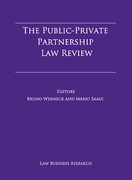 Cover of The Public-Private Partnership Law Review