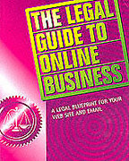 Cover of The Legal Guide to Online Business