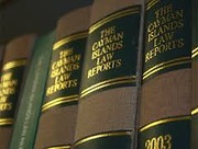 Cover of The Cayman Islands Law Reports: Bound Volumes Only