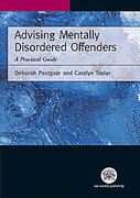 Cover of Advising Mentally Disordered Offenders