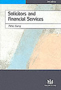 Cover of Solicitors and Financial Services: A Compliance Handbook