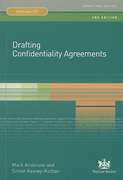 Cover of Drafting Confidentiality Agreements