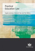 Cover of Practical Education Law