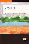 Cover of Commonhold: Law and Practice