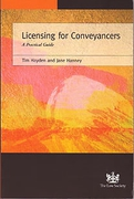 Cover of Licensing for Conveyancers: A Practical Guide