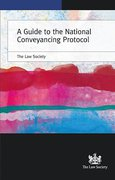 Cover of A Guide to the National Conveyancing Protocol