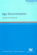 Cover of Age Discrimination: A Guide to the New Law