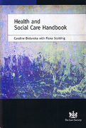 Cover of Health and Social Care Handbook