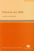 Cover of Charities Act 2006: A Guide to the New Law