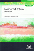 Cover of Employment Tribunals: A Practical Guide