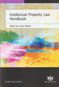 Cover of Intellectual Property Law Handbook