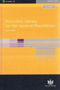 Cover of Precedent Library for the General Practitioner