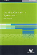 Cover of Drafting Commercial Agreements
