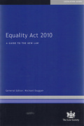 Cover of Equality Act 2010: A Guide to the New Law