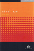 Cover of Administration