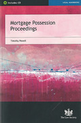 Cover of Mortgage Possession Proceedings