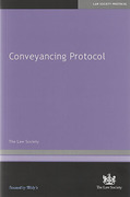Cover of Conveyancing Protocol