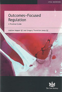 Cover of Outcomes-Focused Regulation: A Practical Guide