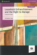 Cover of Leasehold Enfranchisement and and the Right to Manage: A Practical Guide