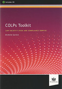 Cover of Compliance Officer for Legal Practice: COLPs Toolkit