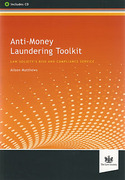 Cover of Anti-Money Laundering Toolkit