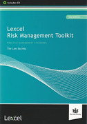 Cover of Lexcel Risk Management Toolkit