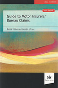 Cover of Guide to Motor Insurers' Bureau Claims